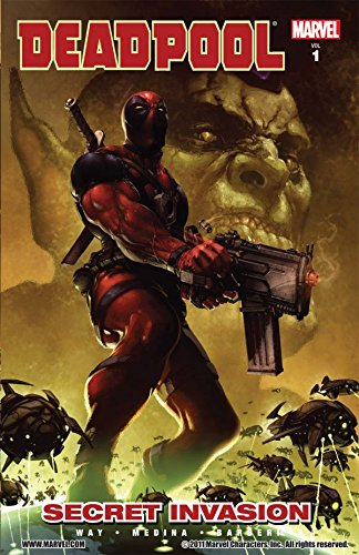 Deadpool Vol. 1: Secret Invasion (Deadpool Marvel Graphic Novels)