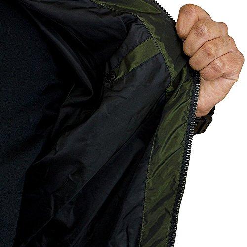 Alpha Industries MA-1 LW Iridium Jacket Jacke Green
