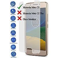 Protector de Pantalla Cristal Templado Vidrio Premium para Motorola Moto G5 5.0 - Todotumovil