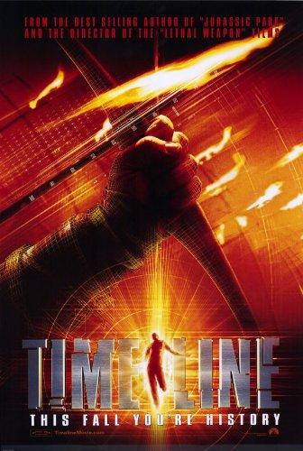 Timeline Plakat Movie Poster (11 x 17 Inches - 28cm x 44cm) (2003)