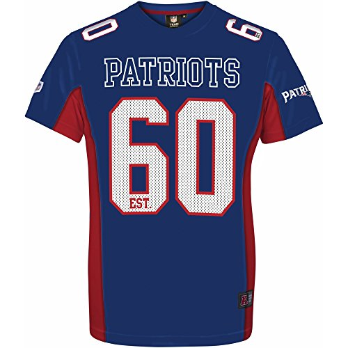 NFL New England Patriots T-Shirt Navy