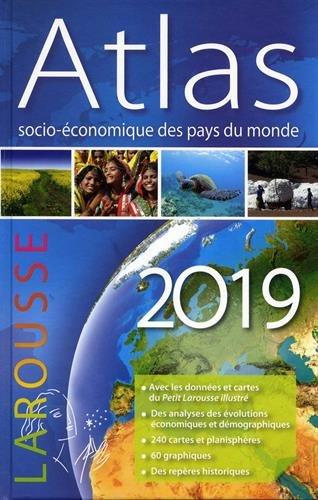 Atlas socio-économique des pays du monde 2019 par Collectif