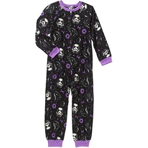 Star Wars Toddler Girl Hug Time Pajamas Blanket (6/6x) (Star Wars Kleid Up Kids)