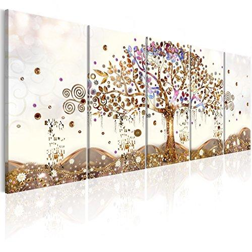 Murando   Cuadro Arbol Klimt 225x90 cm   impresión