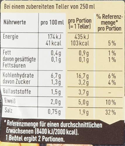 Maggi Für Geniesser Orientalische Linsensuppe, 9er Pack (9 x 65 g)