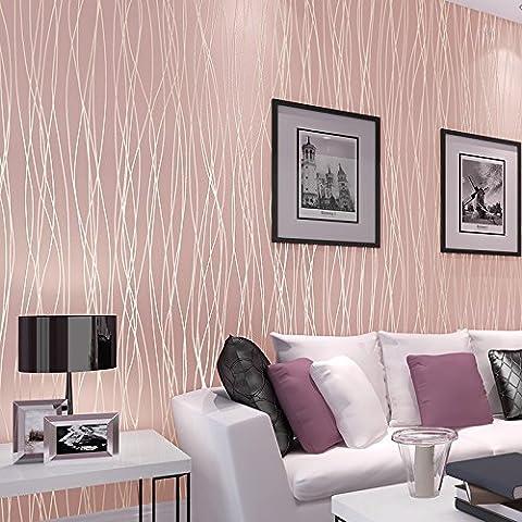 FUMIMID Ecocompatibili carta da parati non tessuta semplice moderno salotto camera da letto studio parete da parete a parete carta da parati ,
