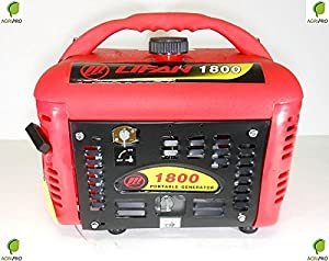 Groupe électrogène générateur de courant kW 1Essence 4Temps monophasé portable