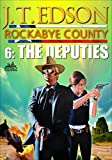 Rockabye County 6: The Deputies (A Rockabye County Western)