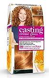 L'Oréal Paris Casting Crème Gloss Ton sur Ton Coloration sans Ammoniaque 834 Blond Ambré