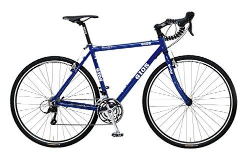 GIOS Erwachsene Fahrrad Pure Drop Blue, 490