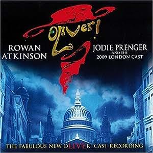 Oliver!: London Cast Recording [Rowan Atkinson/Jodie Prenger]