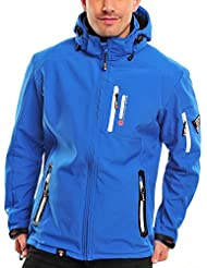 Geographical Norway - Softshell Geographical Norway Trimaran Bleu