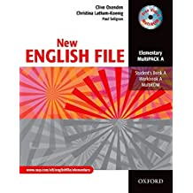 New English File Elementary. MultiPACK a: Multipack A Elementary level (New English File Second Edition)