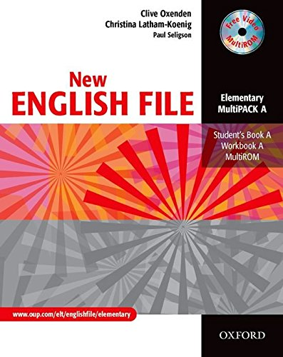 New English File Elementary. MultiPACK a: Multipack
