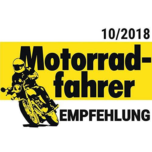 Motorradstiefel Mohawk Touren Stiefel kurz 1.0 schwarz 40 - 2