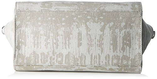 Tamaris - Vera Handbag L, borsetta tipo pochette Donna Beige (sand Comb)