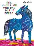 Der Künstler und das blaue Pferd
