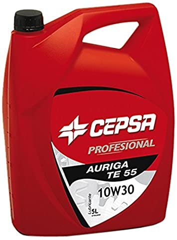CEPSA 648583073 Mineral Oil for Agricultural Machinery, 5 Liters