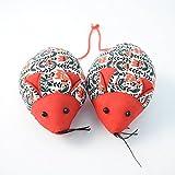 PRYM Nadelkissen Maus für Kinder–Doppelpack