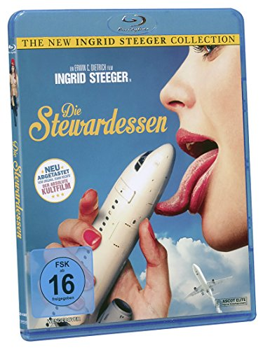 (Die Stewardessen (The New Ingrid Steeger Collection) [Blu-ray])