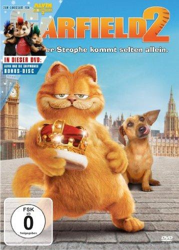 Garfield 2 [2 DVDs]