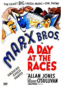 A Day At The Races - The Marx Brothers [DVD] [1937]
