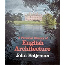Pictorial History of English Architecture