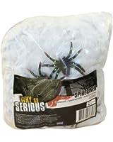 Folat 23684 - Spinngewebe mit Spinnen, 500 g/m2, weiß