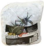 Folat 23684 Spinnenweben mit Spinnen, 500 g, weiß Decoration, Web