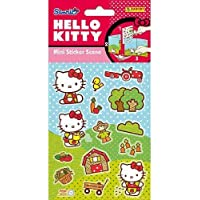 Panini Hello Kitty Mini Sticker Scene