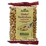 Alnatura Bio Dinkel-Backerbsen, 6er Pack (6 x 125 g)