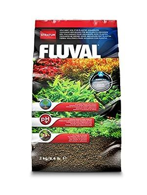 Fluval Plant & Shrimp Stratum Aquarium Substrate by Fluval
