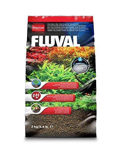 fluval-12693-stratum-sustrato-vulcanico-para-acuarios-de-gambas-o-con-plantas-2-kg