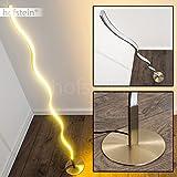 Stehleuchte Dillon minimalistische LED Stehlampe mit warmweissem Licht 3000 Kelvin 12 Watt 1000 Lumen