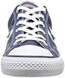 Converse, Star Player Adulte Core Canvas Ox, Sneaker, Unisex - adulto, Blu, 41.5 EU