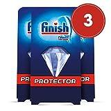 Finish Protecteur de Lave-Vaisselle Anticalcaire - Lot de 3