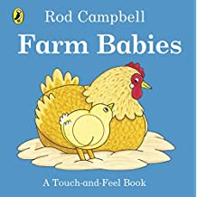 Farm Babies: A Touch-and-Feel Book (Touch & Feel Books)