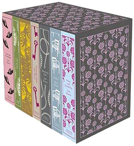 Jane Austen. The Complete Works (Penguin Harback Classics)