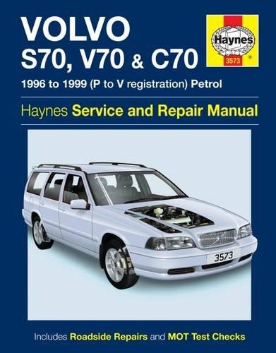 Volvo S70, V70 & C70 -