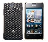 Luxburg® Housse Etui Coque Huawei Ascend Y300 silicone case TPU Blanc...
