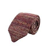 Demarkt Männer Strickkrawatte Strick Krawatte Business Krawatte aus Strick sehr für Herren 48 * 6cm