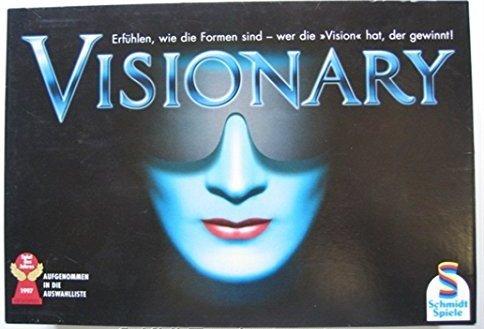 Schmidt Spiele 49026 - Visionary (Die Bauherren Brettspiel)
