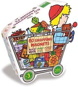 Vilac - 6201 - Loisir Créatif - Shopping Magnets