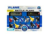 Kole Toy Jet Fighter Planes with Launch Pads Set by Kole