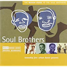 The Rough Guide to The Music of Soul Brothers (Rough Guide World Music CDs)