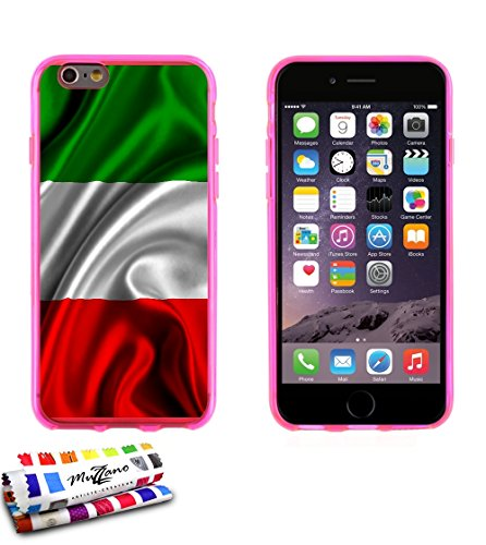 carcasa-flexible-ultra-slim-apple-iphone-6-plus-55-pouces-de-exclusivo-motivo-bandera-italia-rosa-de