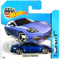 Hot Wheels HW CITY - Porsche Panamera in Blue