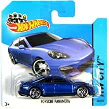 Hot Wheels HW CITY - Porsche Panamera in Blue