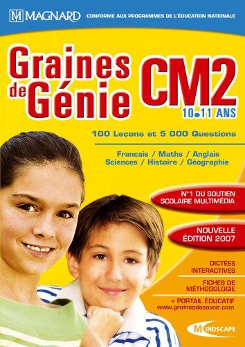 Graine de génie CM2 2006/07