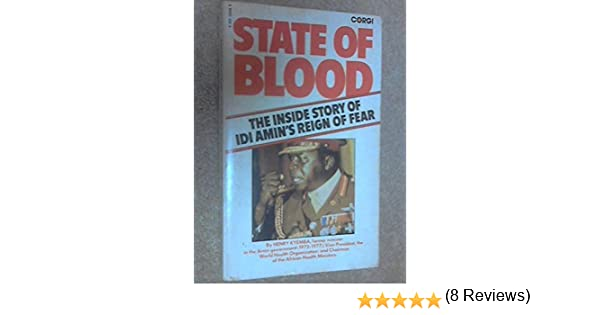 State Of Blood Henry Kyemba Pdf
